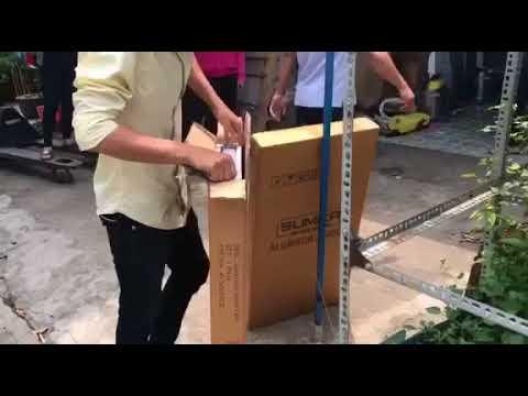 Thang Nhôm Rút Sumika