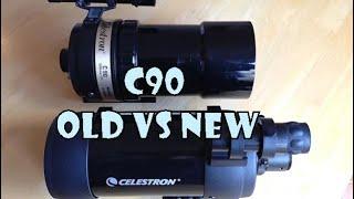 Celestron C90 Telescope Old vs…