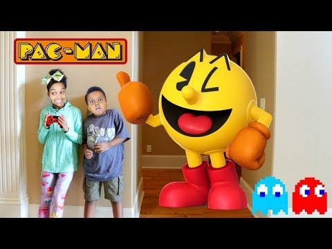 PAC-MAN RETURNS - Shiloh and Shasha - Onyx Kids |