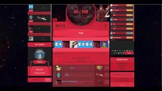 CSGO Gambling LUCKIEST GUY EVER 0.03% DREAM!?!? Video