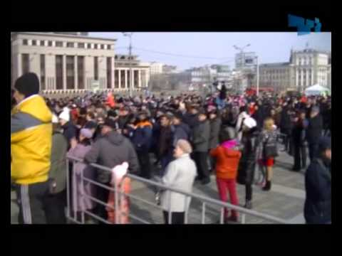 Празднование Науруз в Казани