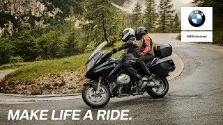 The new BMW R 1250 RT