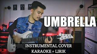 Vanilla Sky | Umbrella | Instrumental Cover | Karaoke + Lirik