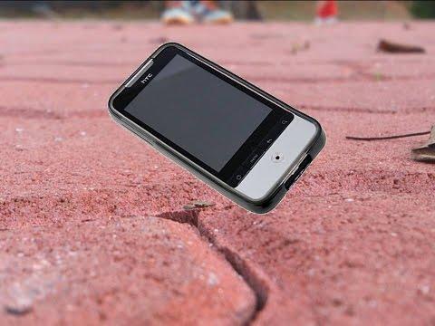 [HD] HTC Legend Drop Test