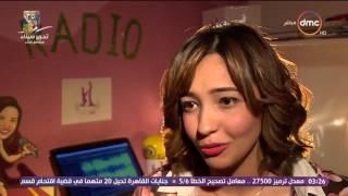 السفيرة عزيزة - يسرا توفيق ... أول voice over للأفراح