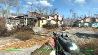 Fallout 4 - Sanctuary Under Attack