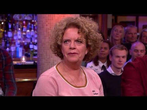 Brigitte Kaandorp doet Borsato & Hazes imitatie - RTL LATE NIGHT