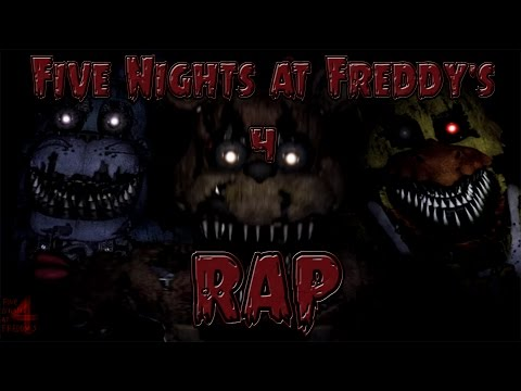 Thumbnail: FIVE NIGHTS AT FREDDY´S 4 (FNAF 4) RAP | CarRaxX ft. Mc Energy [Prod. Jurrivh]