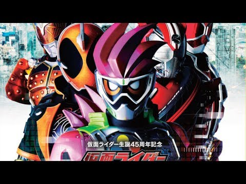[MAD] kamen rider heisei generations dr. pac-man vs. ex-aid & ghost with legend rider