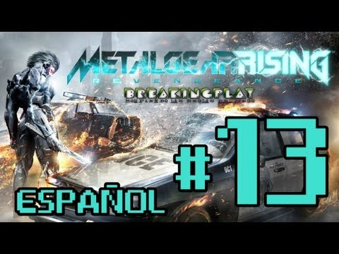 Metal Gear Rising: Revengeance | #13 | Let's Play en Español
