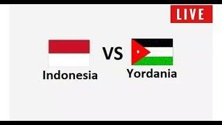 Live (RCTI) Indonesia vs Yordania  Berikut Line-up Timnas U-19