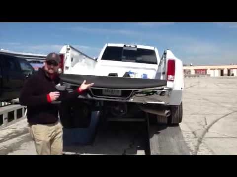 Ram 3500 Vs Ford F 350 Frame Bending Test 2of2 Youtube