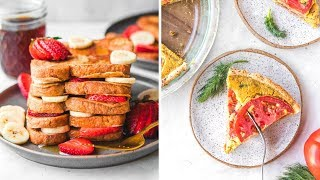 Vegan Brunch Recipes for the Weekend (Easy & Healthy)