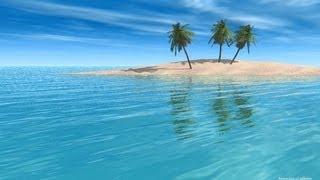 Tropical Island Music - Island Paradise