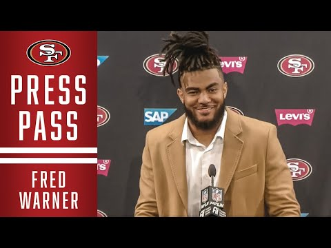 Fred Warner Analyzes Stopping Dalvin Cook & Minnesota Offense | 49ers