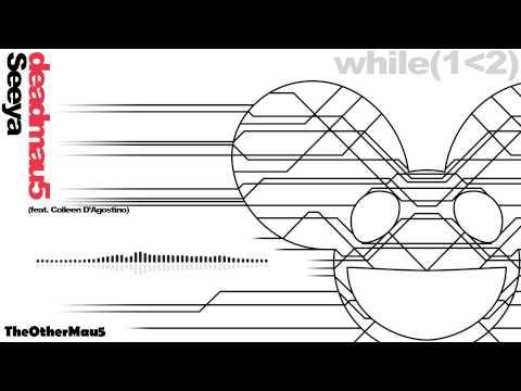 Deadmau5 - Seeya (feat. Colleen D'Agostino) (1080p) || HD