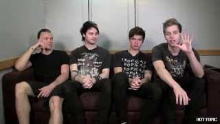 Interview: 5 Seconds of Summer