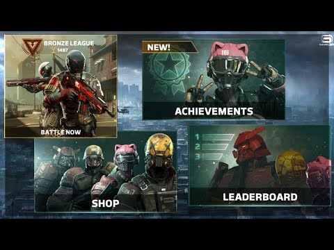 Modern Combat Versus - Android & iOS - New Currency - Update Info