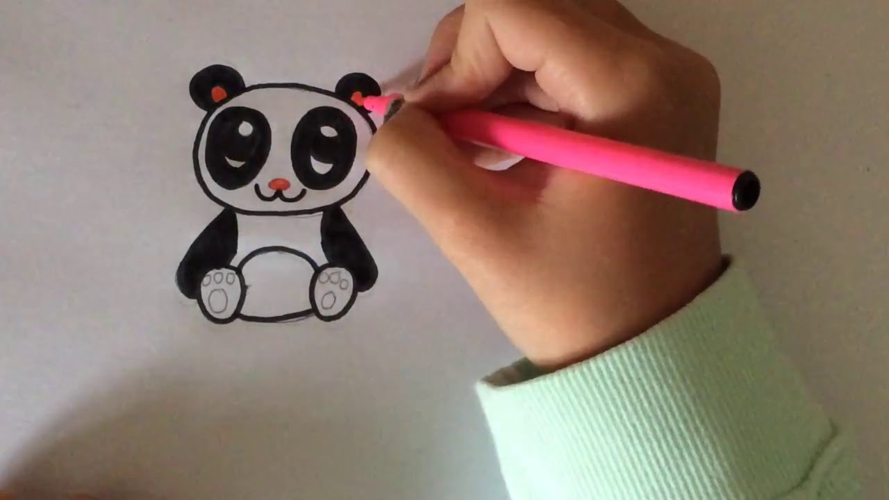 Ritar En Panda Kort Version Youtube