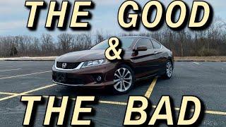 Honda Accord Coupe 2013 Videos