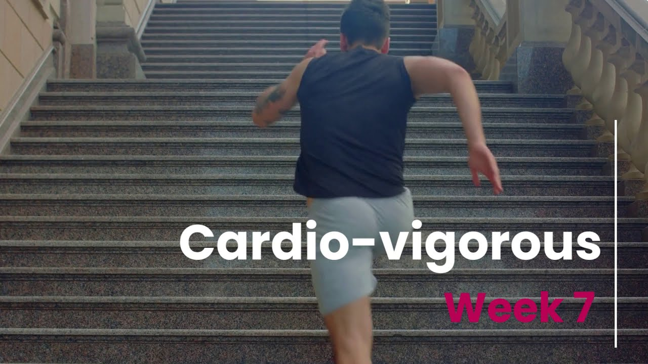 Cardio-Interval - Week 7 (mHealth)