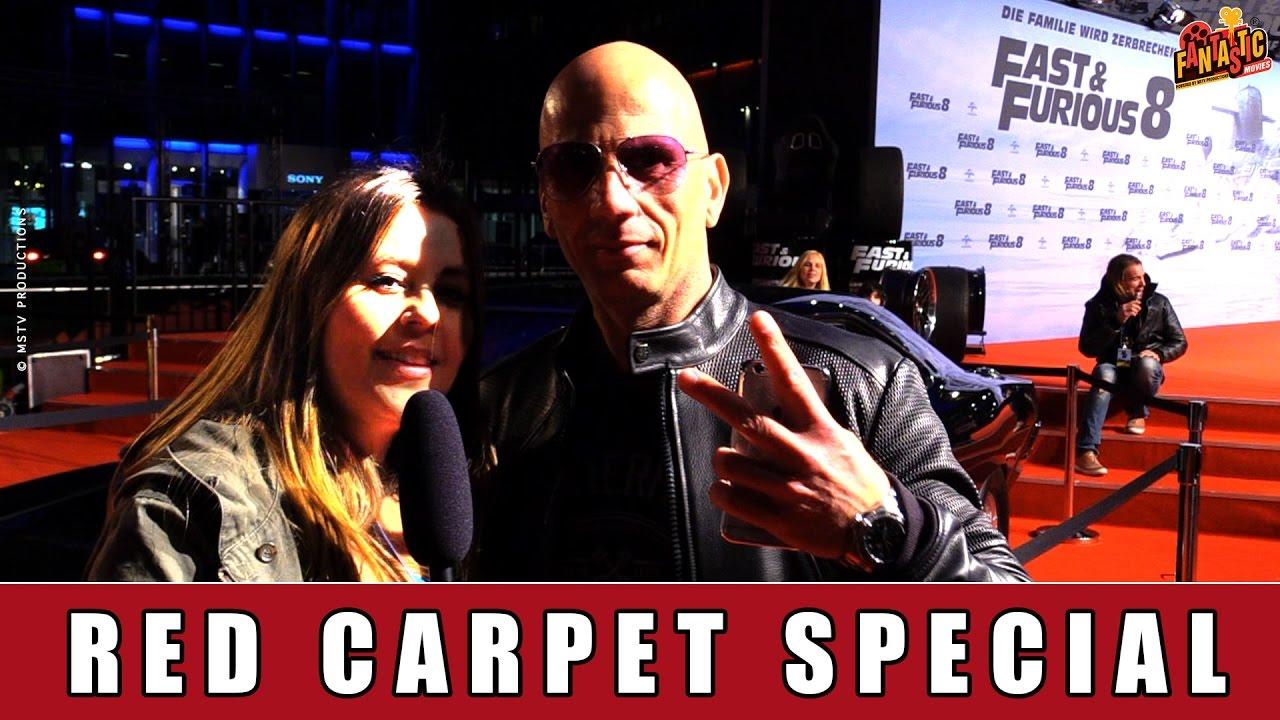 Fast & Furious 8 - Vivien auf der Suche nach Vin Diesel!