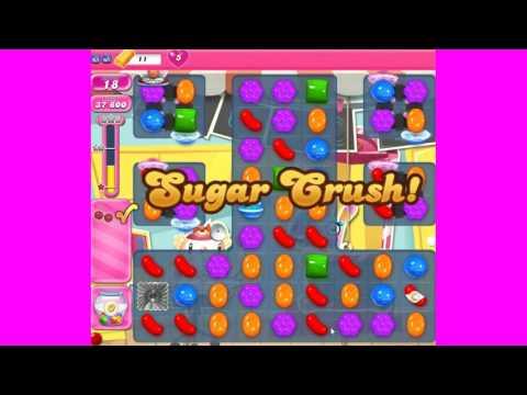 Candy Crush Saga level  2367 ~ no boosters
