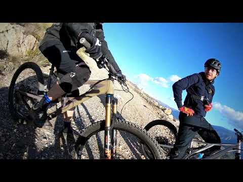 Old Mine Descent - With Ride Southern Spain