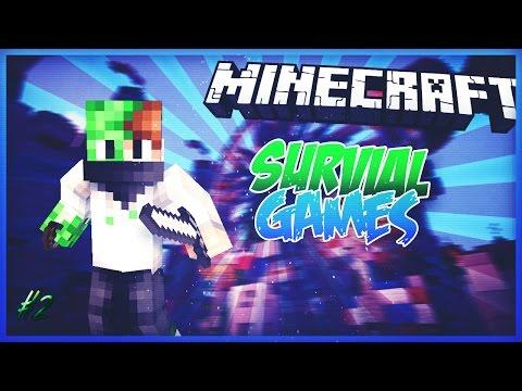 Minecraft Survival Games-(Game #2)-HACK!!! |