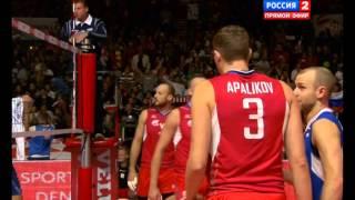 Russia - Italy. European Championship. finale. 29.09.2013