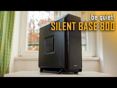 be quiet! Silent Base 800 PC Case Review