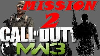 Call of Duty Modern Warfare 3 Gameplay Walkthrough | Mission 2 | Hunter Killer
