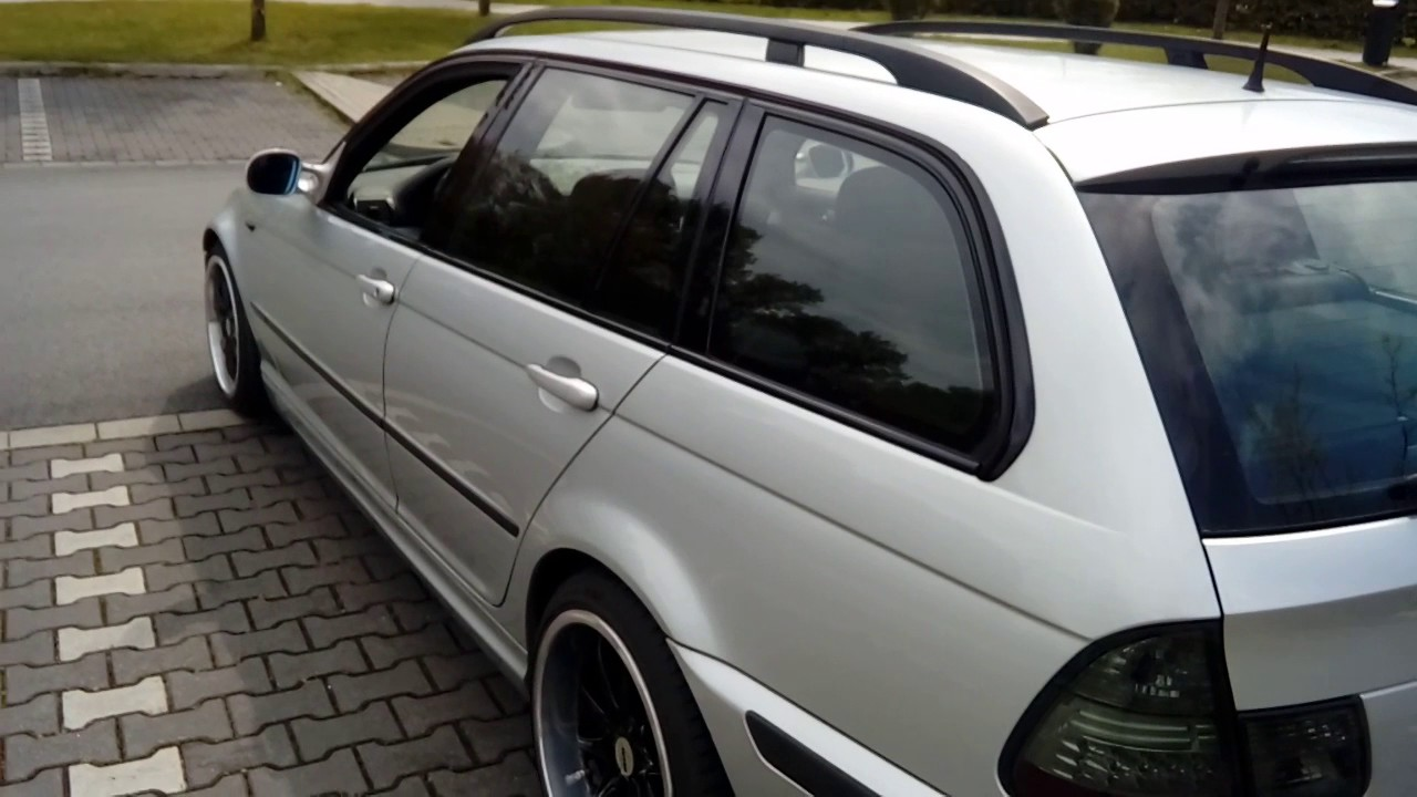 Bmw E46 Touring Tuning By Hutti Youtube