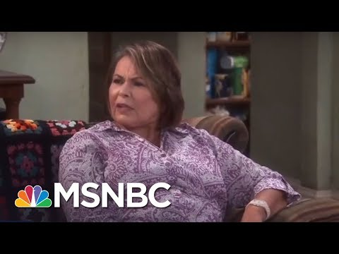 Rob Reiner: 'Roseanne' A Personification Of President Donald Trump's POV | AM Joy | MSNBC