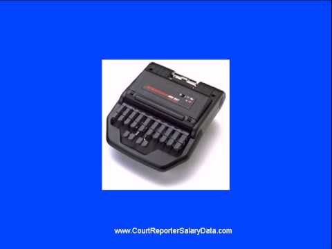 What is a Stenographer