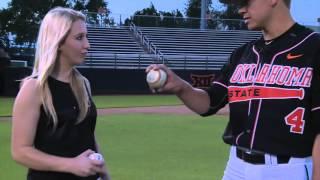 Oklahoma State Baseball Interactive Interview