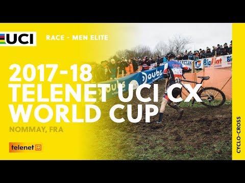 2017-18 Telenet UCI Cyclo-cross World Cup – Nommay (FRA) - Men Elite