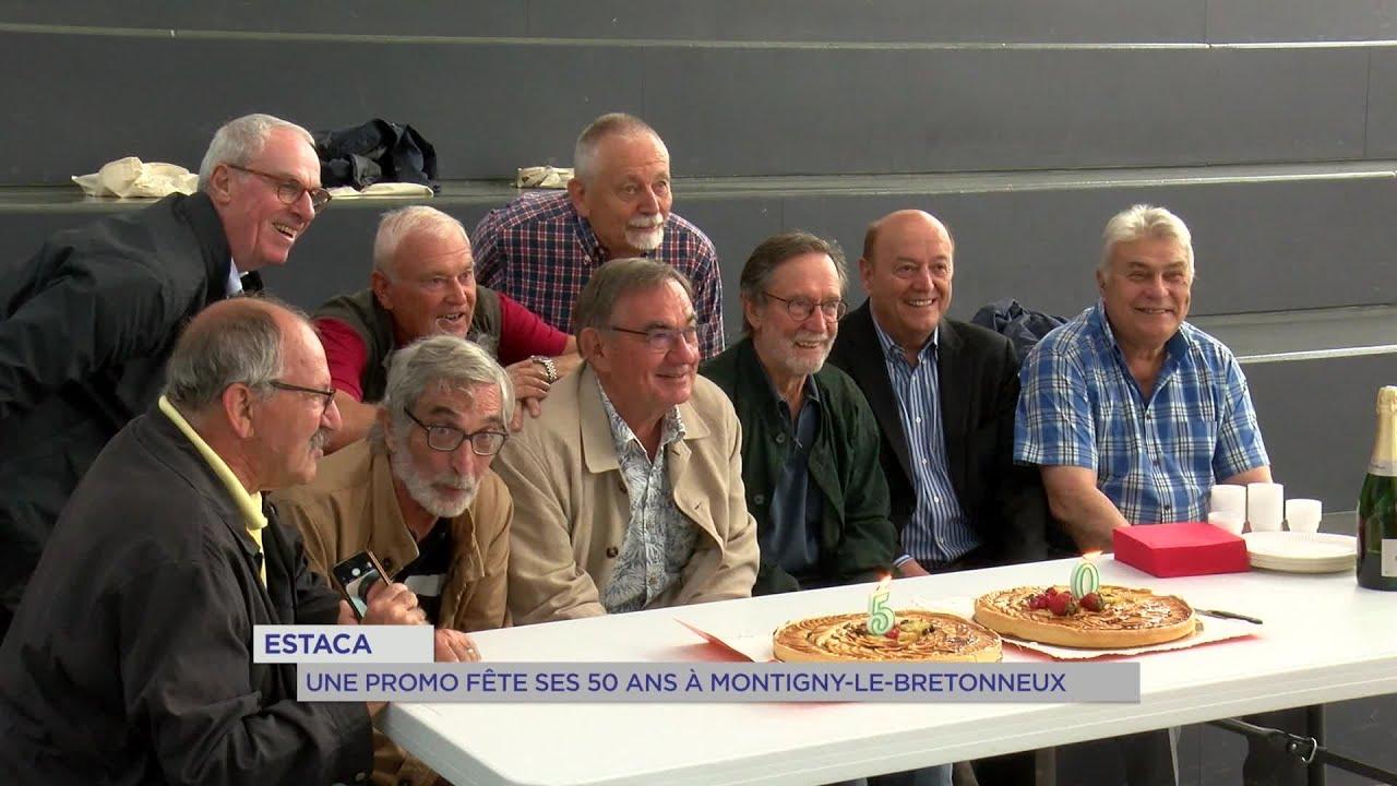 Yvelines | Estaca : Une promo de 1969 fête ses 50 ans à Montigny-le-Bretonneux