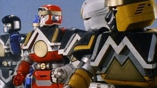 Shogun Zords and Shogun Megazord First Battle | Mighty Morphin Power Rangers - Legacy Coming in 2017