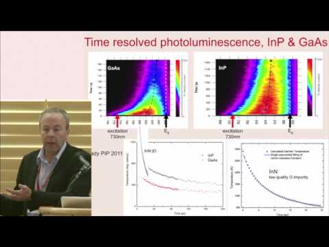 Hot Carrier Solar Cells  |  GCEP Symposium 2011