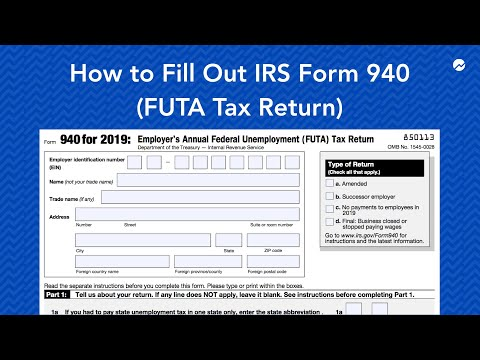 FUTA What Is The Federal Unemployment Tax Act