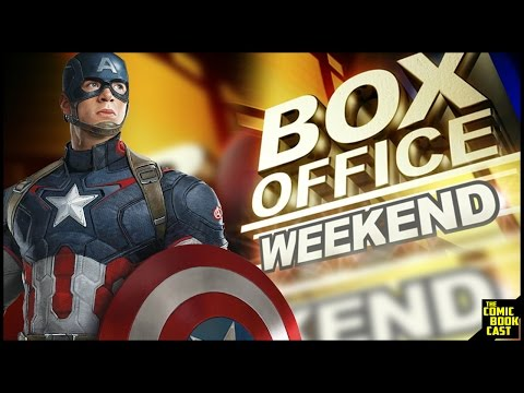 Captain America Civil War Destroys Box Office!