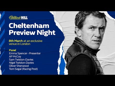 Live: 2019 Cheltenham Festival Preview Night