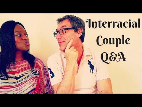 Interracial Couple Q&A | Family reaction to our relationship, Biracial Kids, Stares etc