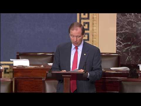 Tom Udall Introduces Vehicle Safety Bill