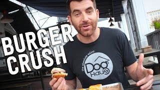BURGER CRUSH | Dog Haus
