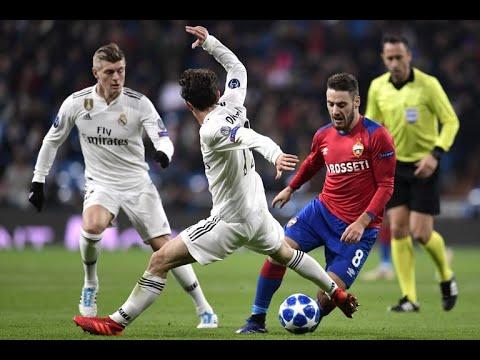 ريال مدريد يسقط أمام سيسكا موسكو  - 23:54-2018 / 12 / 12