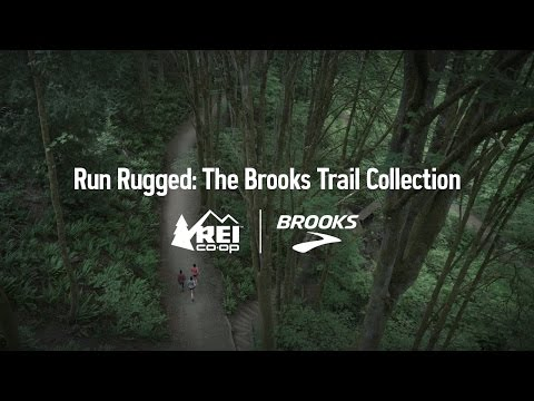 Run Rugged: The Brooks Trail Collection