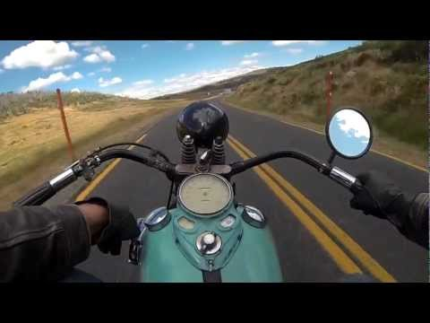 Harley vs. Indian: The Great Race 2013 (Australia)