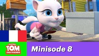 Talking Tom and Friends, minisode 8 - La surprise d'Angela